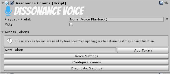Dissonance Comms - Dissonance: Unity Voice Chat